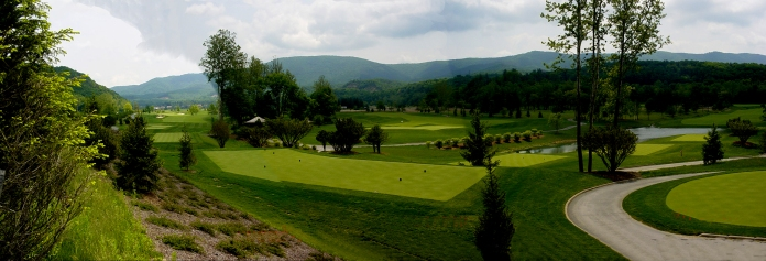 golf-course